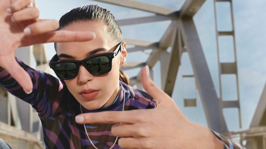 Ray-ban stories, o óculos inteligente que grava status | showmetech trio