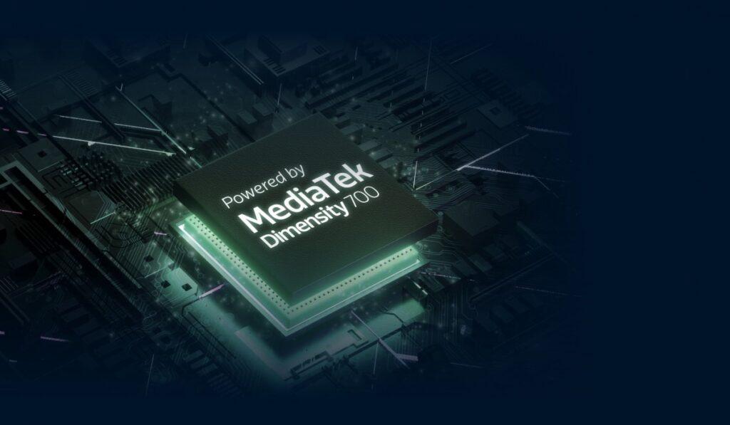 Novo smartphone 5g da motorola conta com processador mediatek dimensity 700