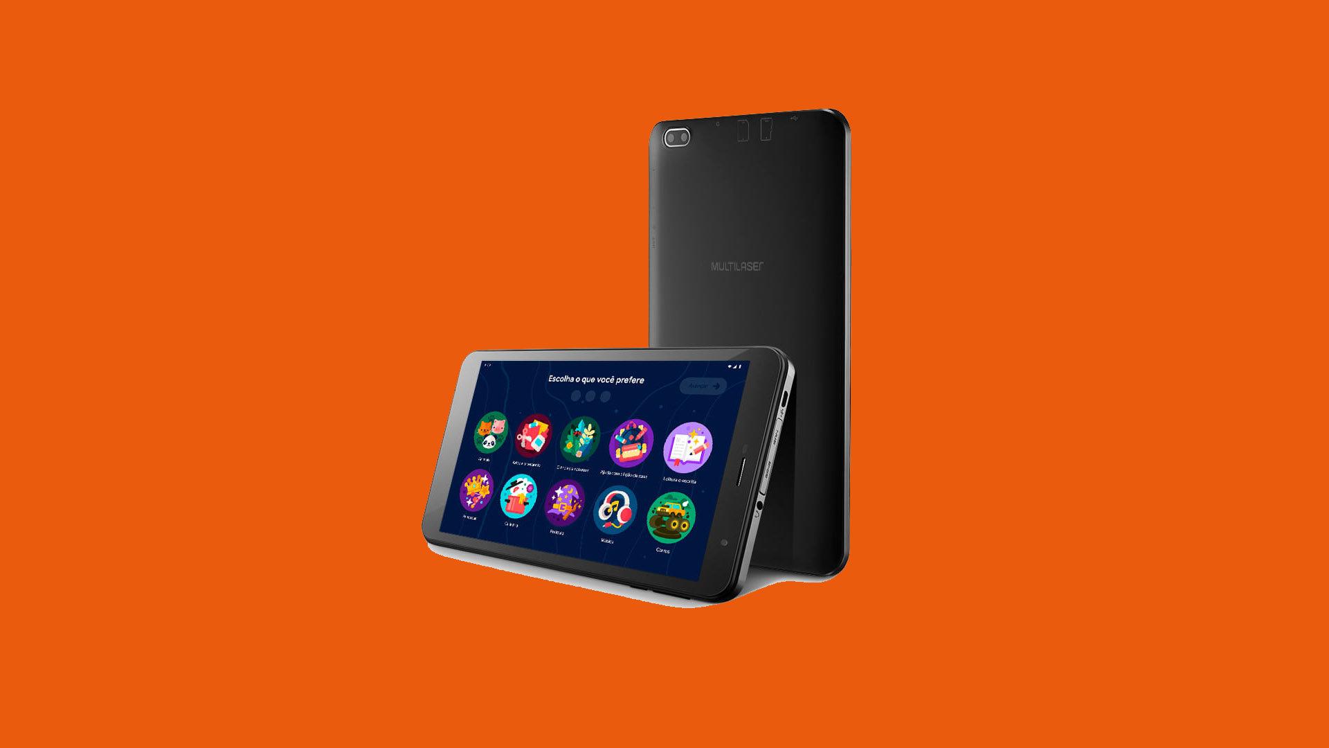 Review: multilaser m8 4g, um bom tablet para crianças. O tablet multilaser m8 4g traz o kids space, ideal para entreter e ensinar crianças, além de ser um bom aparelho para o uso diário.