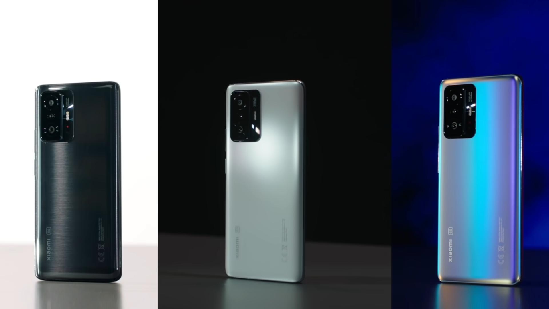 Xiaomi 11t pro vem com até 12gb de ram e carregamento em 17 minutos. Este smartphone ainda pode ser carregado de zero a 72% em dez minutos, conforme a xiaomi. Confira!