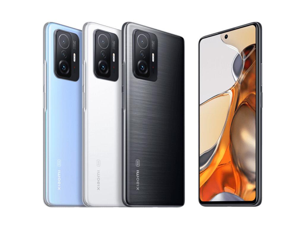 Xiaomi 11t é o novo smartphone da empresa com 108mp de câmera e tela amoled