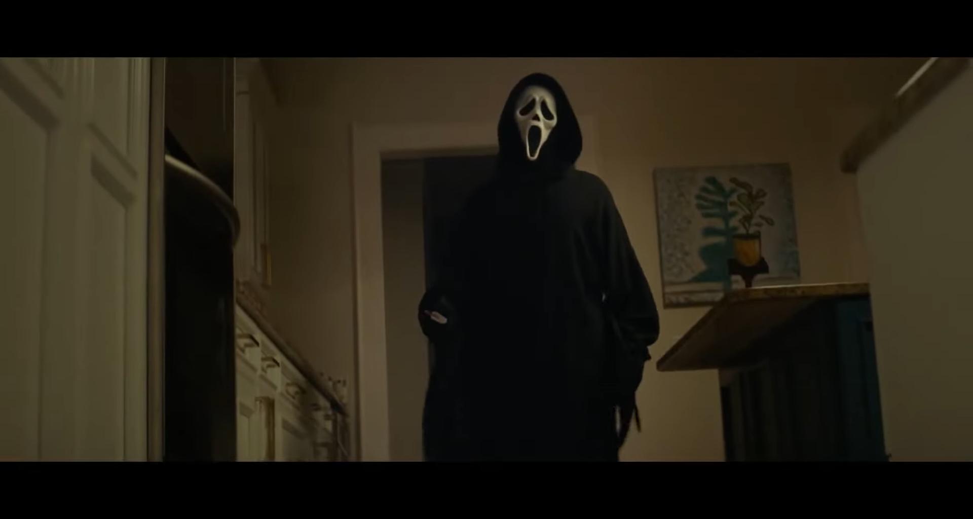 Trailer pânico 5
