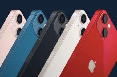 Apple inicia pré-venda do iphone 13 no brasil