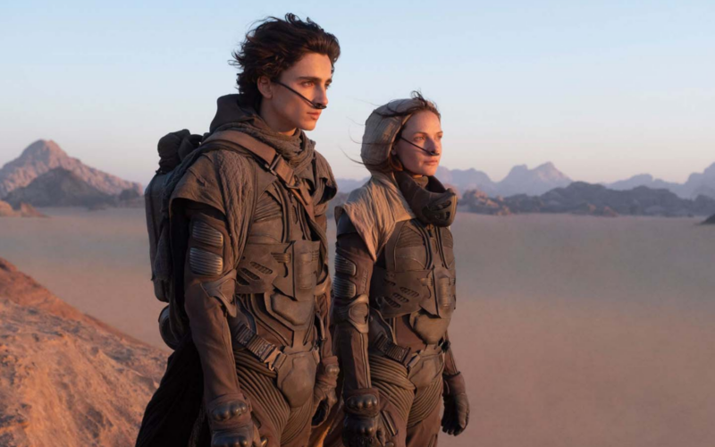 Duna é o novo filme épico da ficção cientifica e fantasia desde senhor dos anéis