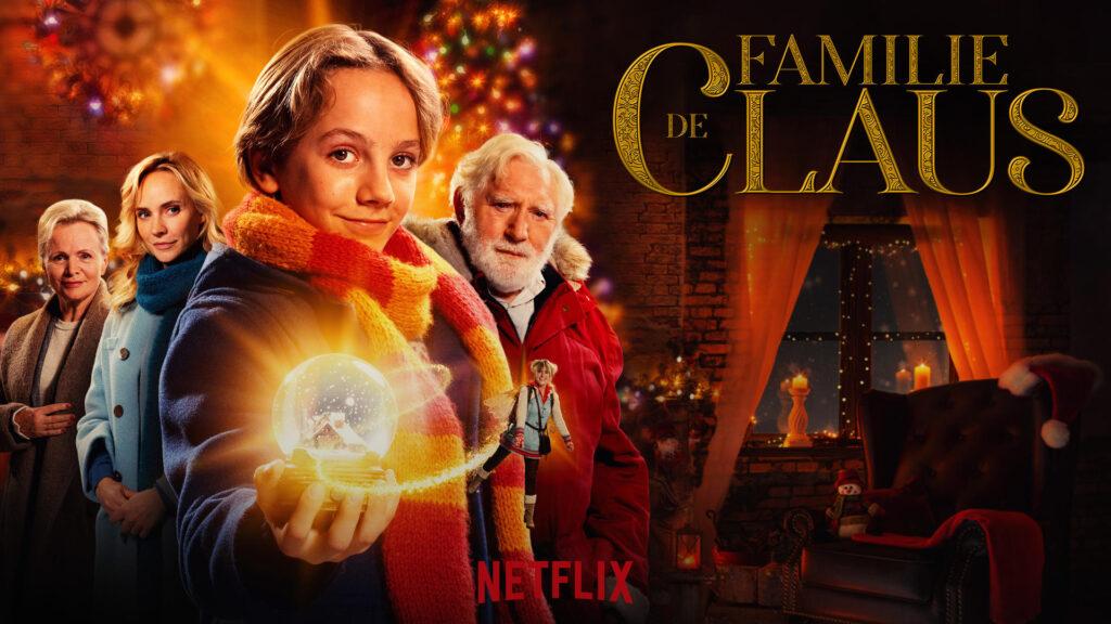 Filmes natalinos são destaques de lançamentos da netflix em novembro