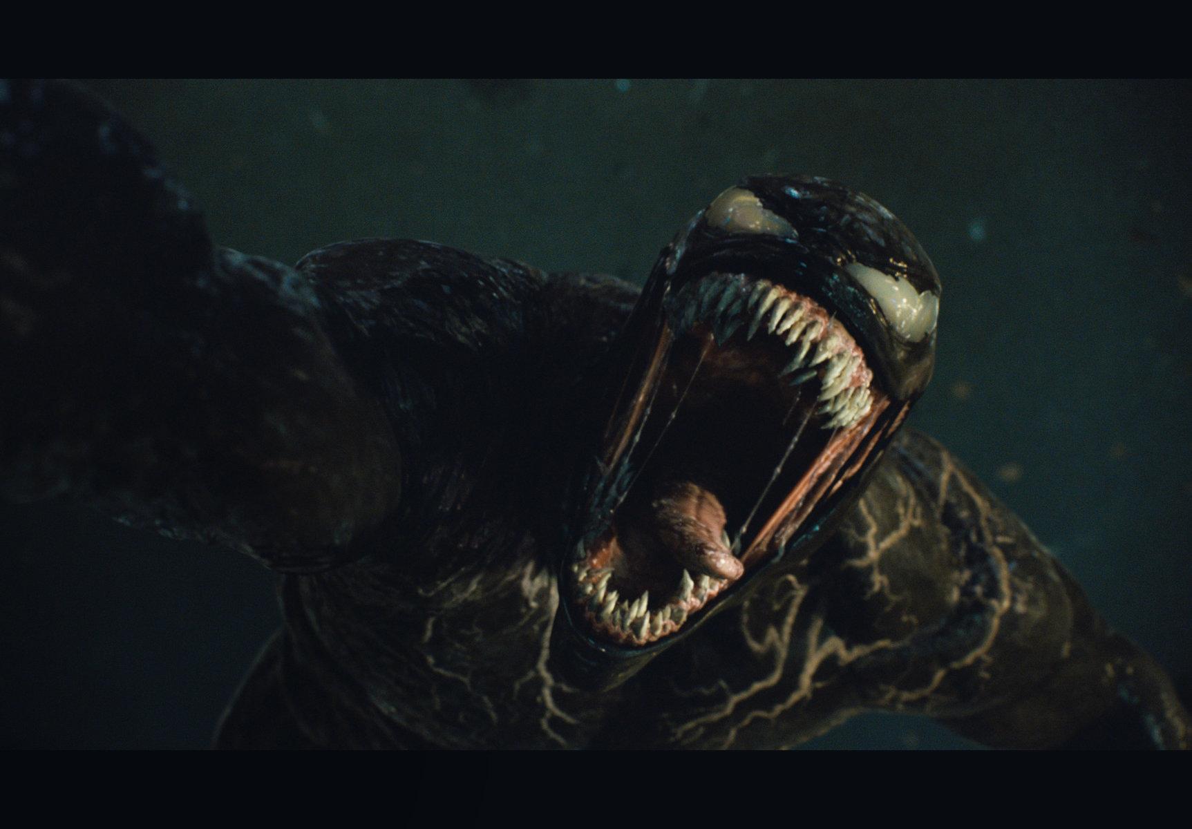 Venom volta à ação em Tempo de Carnificina! Imagem: Sony (Divulgação)