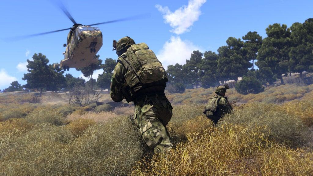 Monte estratégias e os mais variados tipos de jogos em arma 3