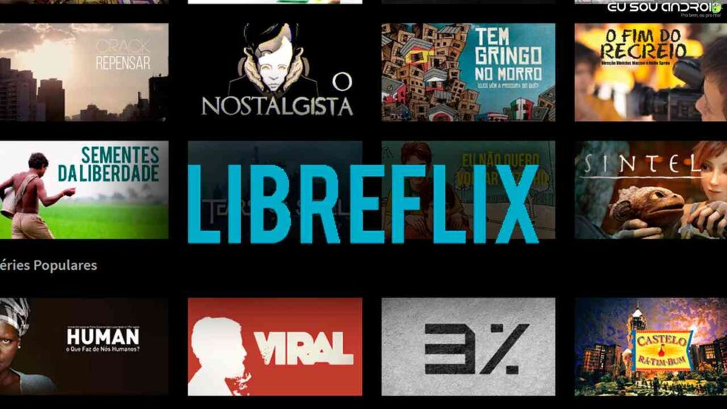 Libreflix como opção de sites para assistir filmes online