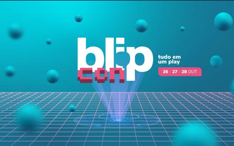 Blipcon: convenção de soluções tecnológicas online acontece no fim do mês