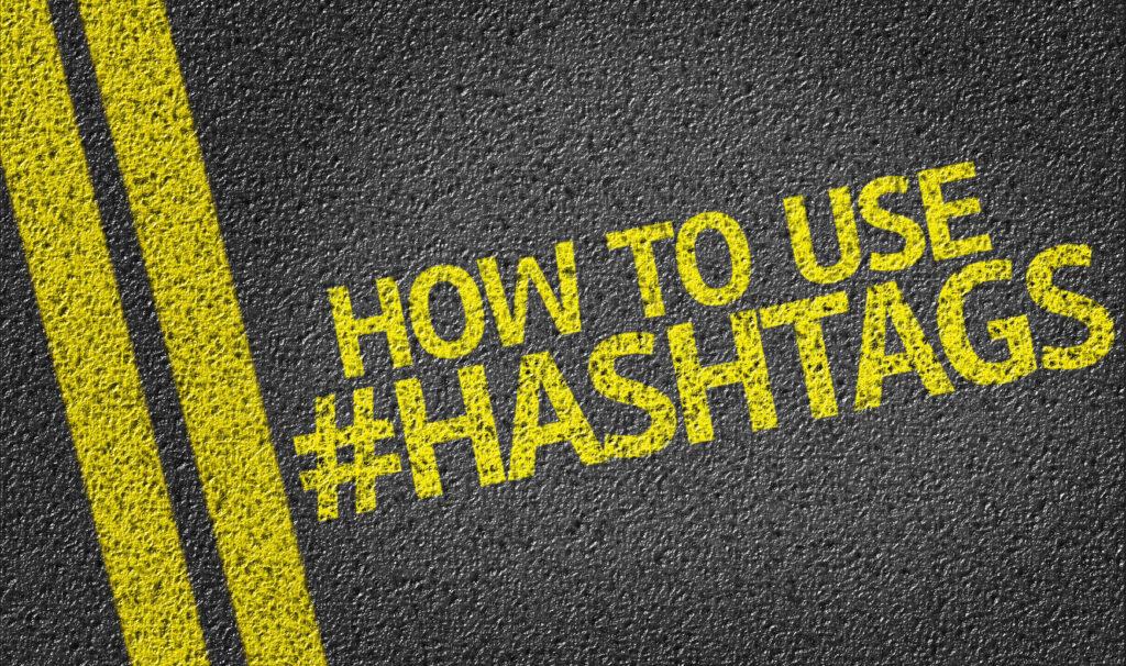 Aprenda a usar hashtags da maneira correta no instagram