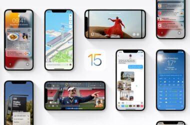 Ios 15. 1 traz shareplay e melhorias na câmera do iphone 13 pro