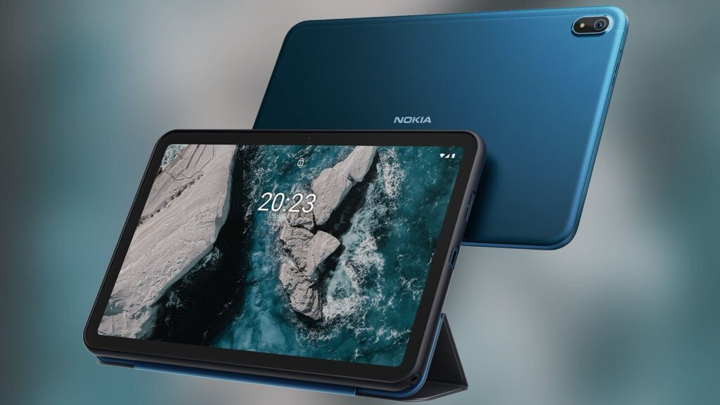 Nokia t20 representa o retorno da nokia ao mercado de tablets