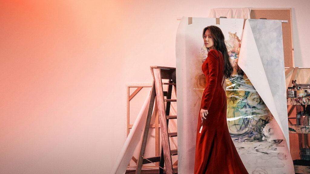 Parte do catálogo de k-dramas, refletida é laçamento da netflix em novembro