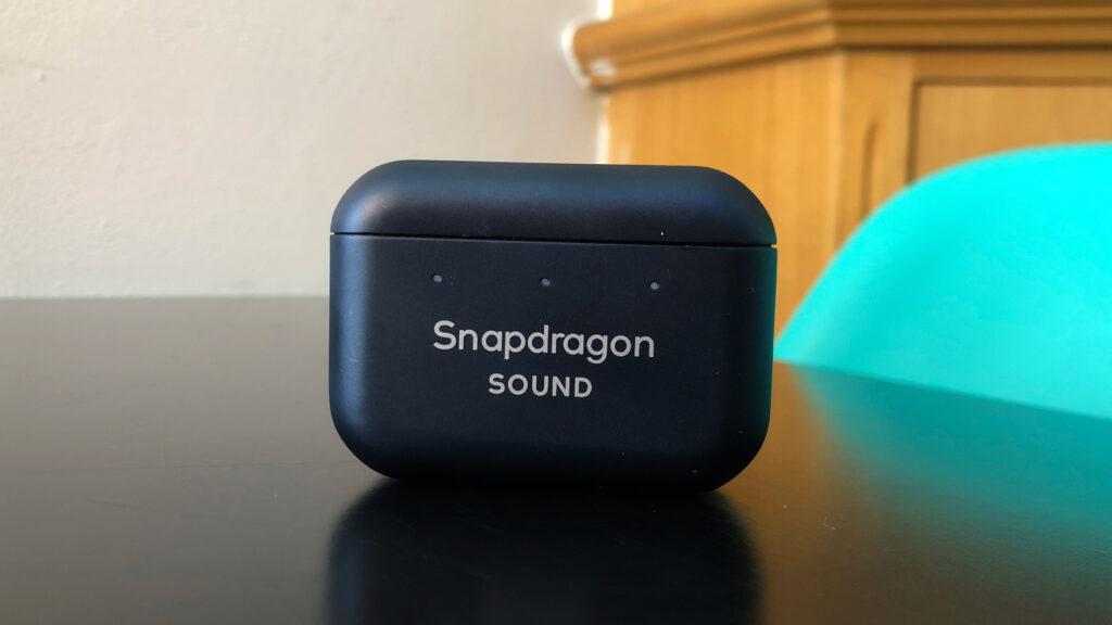Case robusto do snapdragon earbud