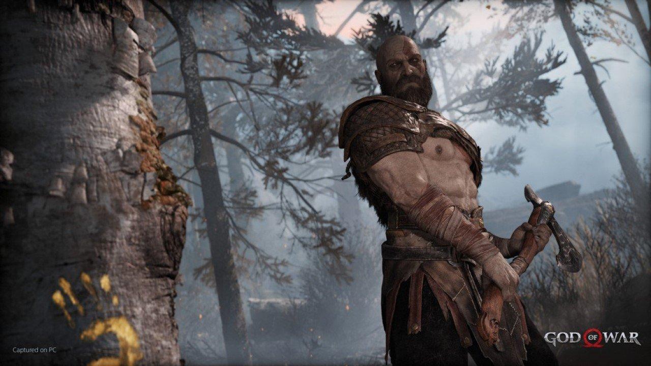 God of war para pc é realidade! Game chega em 14 de janeiro