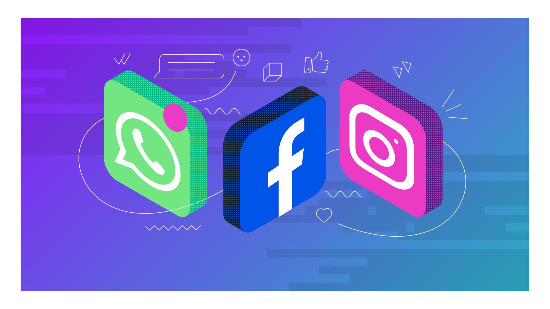 Quanto o facebook deixa de lucrar por minuto com instagram e whatsapp fora do ar?