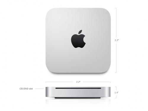 Apple apresenta seu novo mac mini. A apple anunciou nesta última terça-feira uma nova versão de seu computador mais barato, o mac mini, com o dobro da performance gráfica e menor consumo de energia.