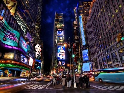 times square 1024x768 500x375 - Showmetech em Nova York!