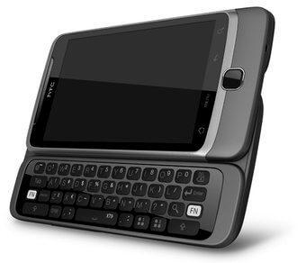 wpid 340x htcdesirezone - HTC lança Desire Z e Desire HD