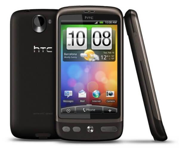 HTC Desire1 - Tutorial: Resolvendo o problema de falta de memória no HTC Desire e Nexus One