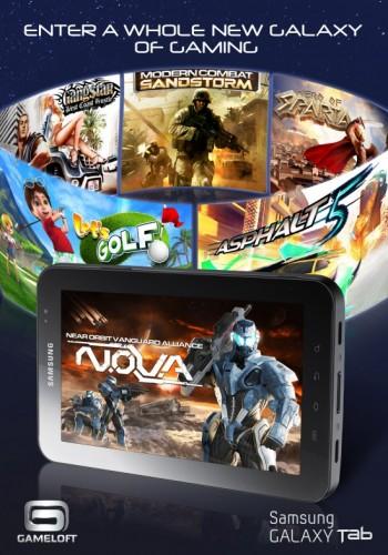 Samsung Galaxy Tab: será que ele é bom para jogos?