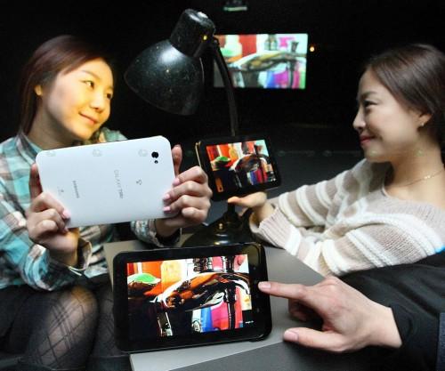Galaxy Tab já está em museus