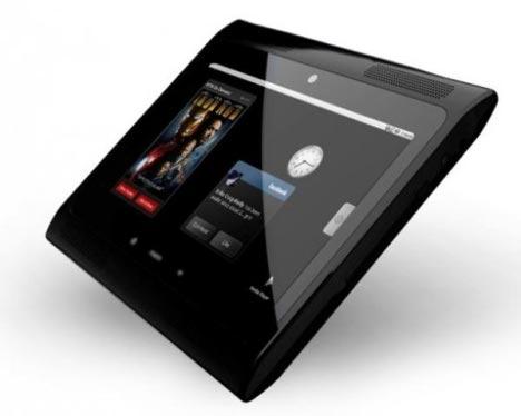 Motorola faz barulho com o seu futuro tablet