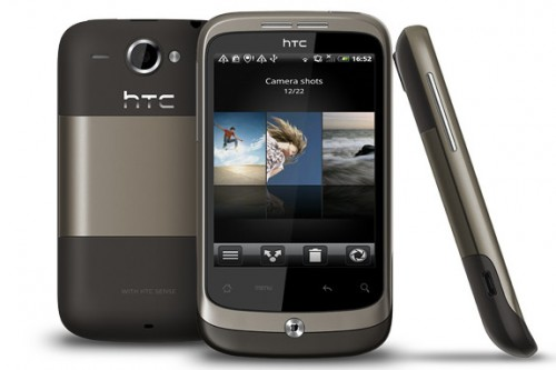 HTC Wildfire1 500x333 - Review: HTC Wildfire