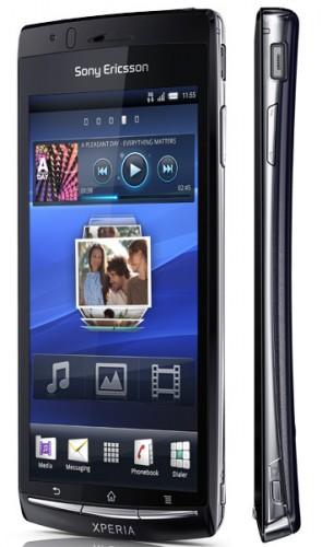 Imagens/Vídeo: Sony Ericsson Xperia Arc com Reality Display (Bravia Engine)