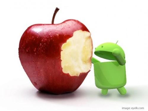 Virada: usuários de smartphones Androids superam iPhones nos Estados Unidos