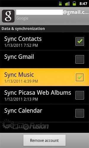google-music-sync-gizmofusion-store-android