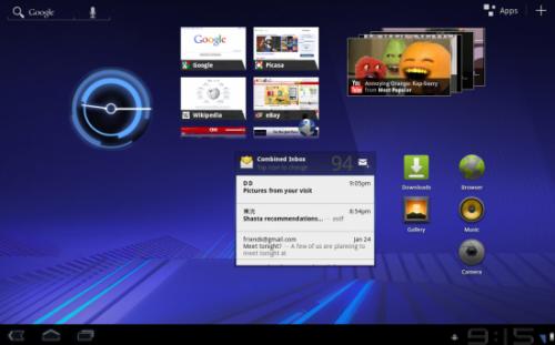 Android 3.0 Honeycomb: tudo sobre o novo sistema