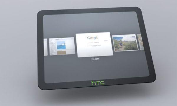 htc chrome tablet - HTC Flyer: o primeiro tablet da HTC