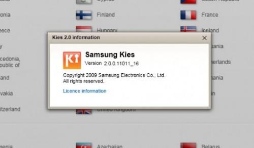 Samsung Kies ganha nova atualização