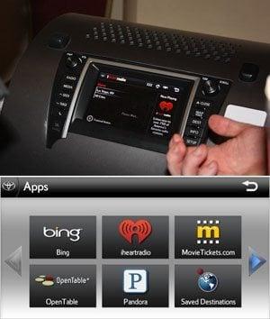 Onda dos aplicativos para celulares chega aos rádios para carros