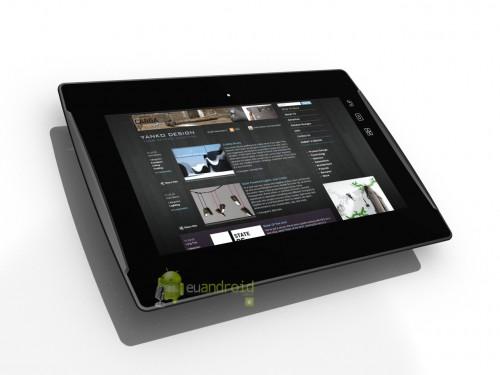 triboopreto1 500x375 - Mais informações e características do Triboo, o primeiro tablet Brasileiro