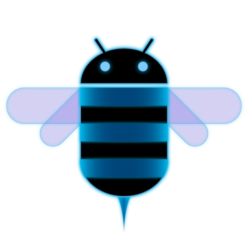 Conheça o logo do android honeycomb (3. 0). Rapidinha: se você estava curioso, eis o logo oficial do android honeycomb (3. 0), a atualização do sistema pensada nos tablets que estão chegando ao mercado.