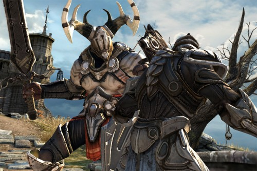 Game Review: Infinity Blade
