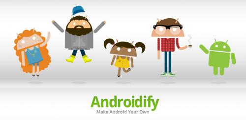 Androidify App: transforme-se num Android animado!