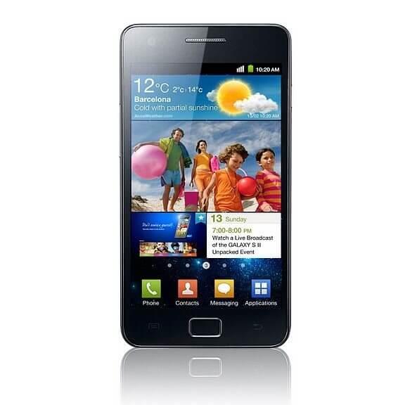 GALAXY S II Product Image 2 - Samsung Galaxy S2 (GT-I9100): Especificações e Fotos