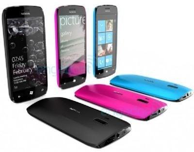 O primeiro smartphone Nokia com Windows Phone 7