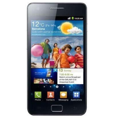 Samsung Galaxy S II  50195 11 - Vídeos: Samsung Galaxy S2 i9200