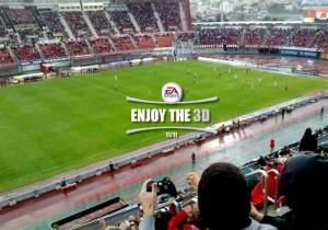 EA Sports anuncia o jogo FIFA 2012 3D