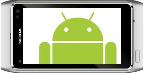 A Nokia admite que rejeitou o sistema Android