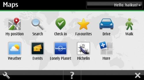 Nokia: Ovi Mapas v3.6 disponível para download