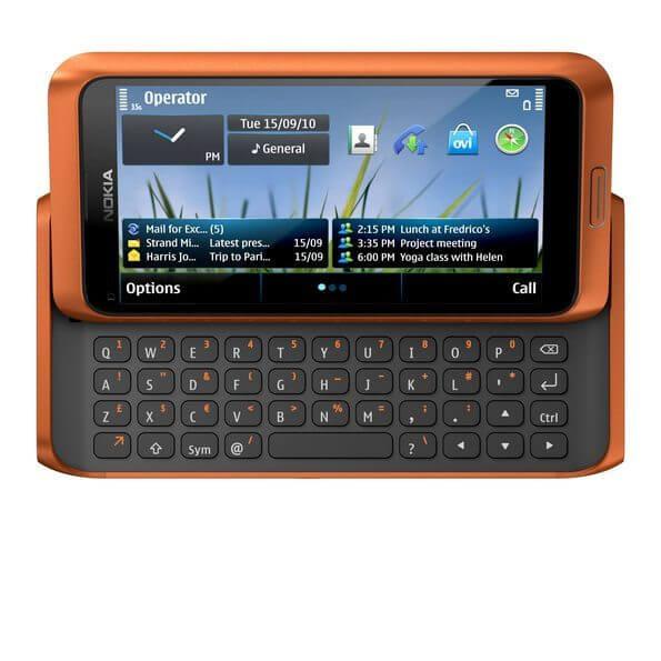 nokiae7picture - Vídeo: Nokia E7 x HTC Desire Z