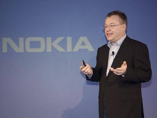 size 590 Stephen Elop Nokia 500x375 - Sete razões para a parceria Nokia Microsoft