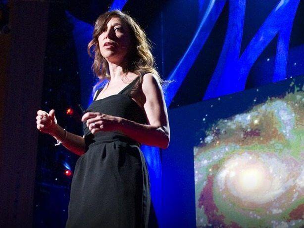 Janna Levin Janna Levin TED Universe