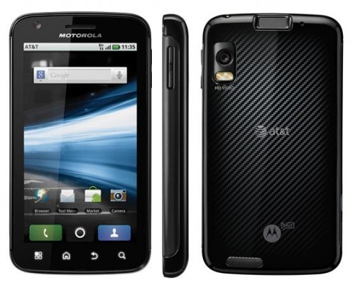 New Motorola ATRIX 4G TRIX 4G Technology News1 500x401 - Motorola Atrix 4G prestes a ser lançado no Brasil