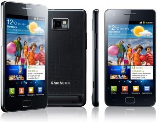 Samsung Galaxy S II 500x390 - Samsung anuncia Galaxy Tabs e Nexus S no Brasil